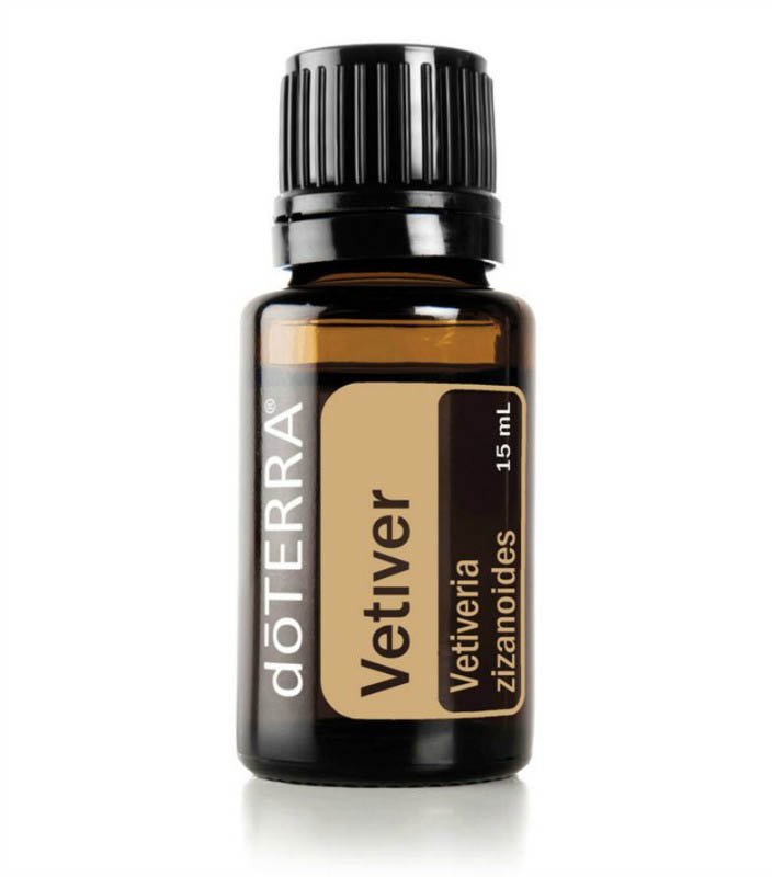 doTERRA Essential Oils - Vetiver 15ml