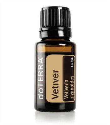 doTERRA Essential Oils Vetiver 15ml