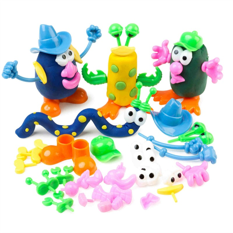 Dough Characters 52pcs