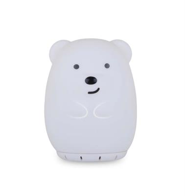 Duski Rechargeable Bluetooth Night Light - Bear