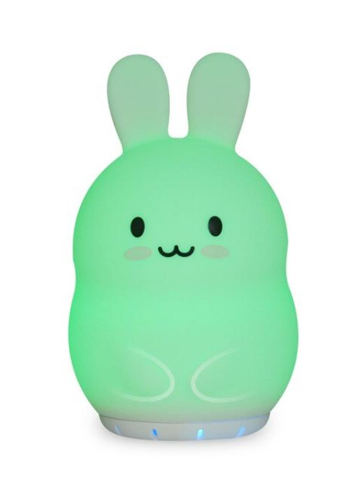 Duski Rechargeable Bluetooth Night Light - Bunny