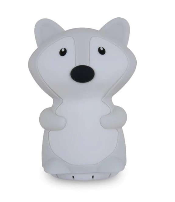 Duski Rechargeable Bluetooth Night Light - Fox
