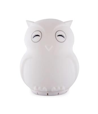 Duski Rechargeable Bluetooth Night Light - Owl