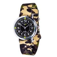 EasyRead Time Teacher 12/24 Hour Camo Watch (Black Face)