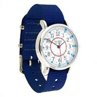 EasyRead Time Teacher 12/24 Hour Watch NAVY
