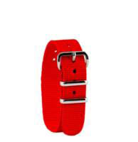 EasyRead Watch Strap-red