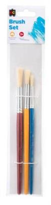 EC -  Brush Set of 3