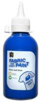 EC - Fabric and Craft Paint 250ml - Heat and Seal - Dark Blue