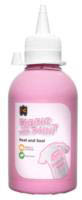 EC - Fabric and Craft Paint 250ml - Heat and Seal - Pink