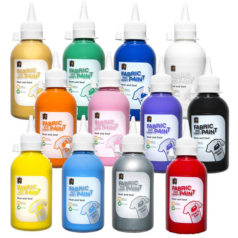 EC - Fabric and Craft Paint 250ml