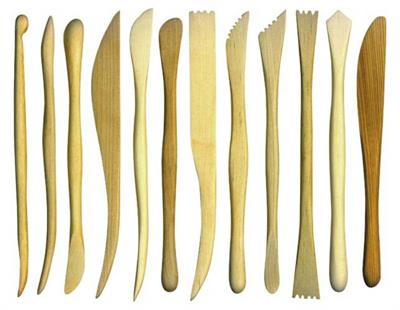 EC - Modelling Tools - assorted set of 12
