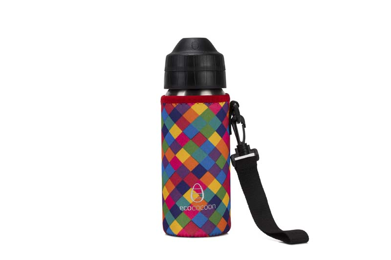 Ecococoon 500ml Bottle Cuddlers Kaleidoscope