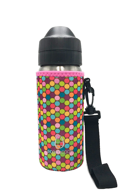 Ecococoon 500ml Bottle Cuddlers Hex