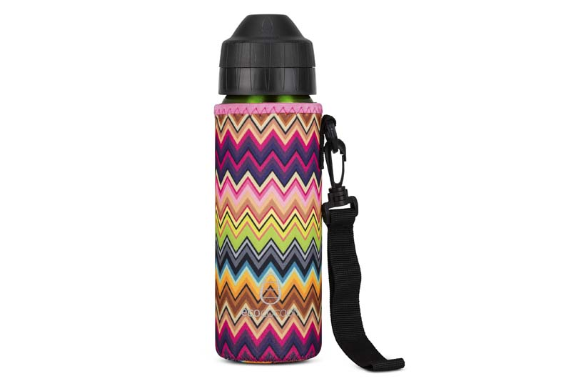 Ecococoon 600ml Bottle Cuddler Aztec