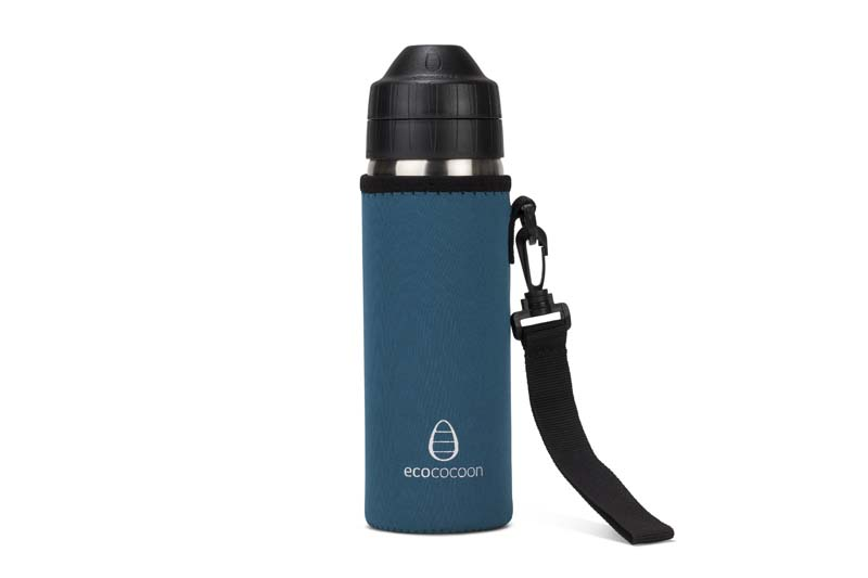 Ecococoon 600ml Bottle Cuddler Teal