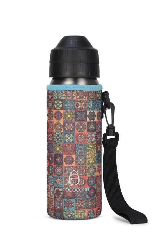 Ecococoon 600ml Bottle Cuddler Timbuktu