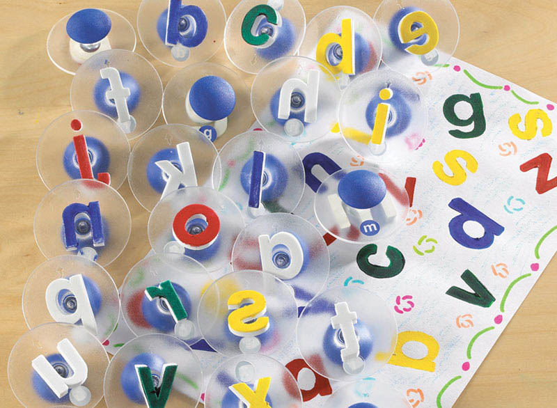 Alphabet Paint Stampers  - Lowercase