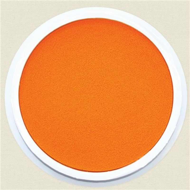 Edx Education Non-Toxic Giant Washable Orange Paint Pad