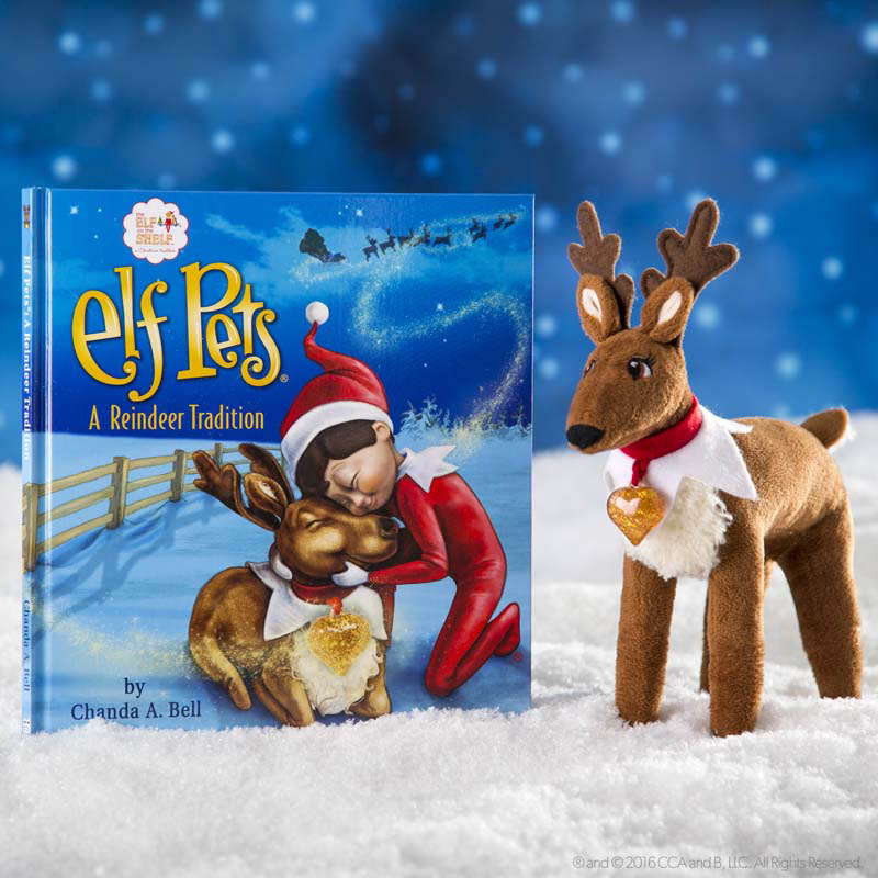 Elf Pets : A Reindeer Tradition