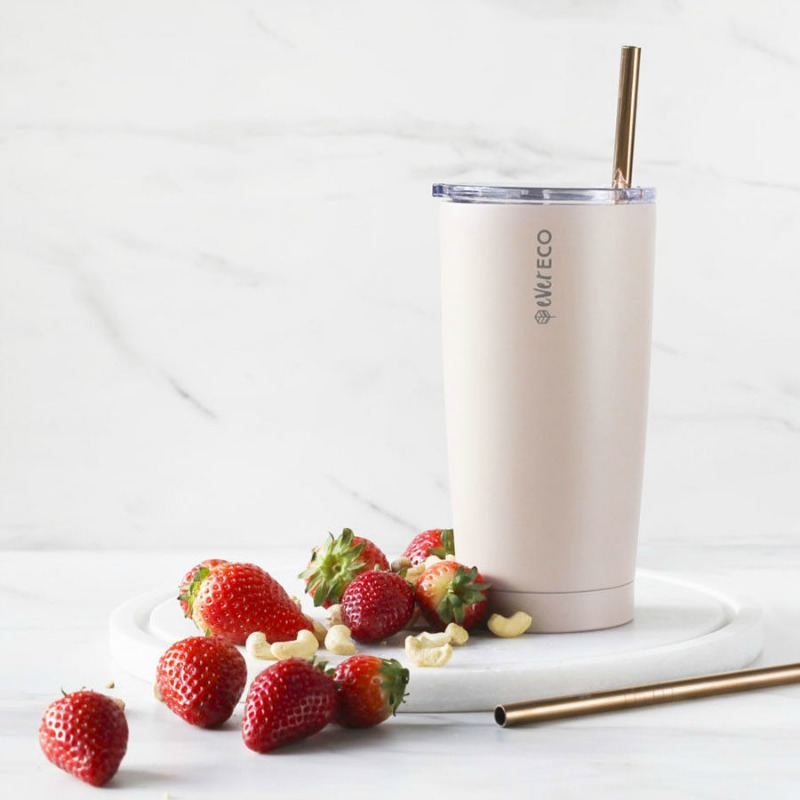 Ever Eco Insulated Smoothie Tumbler Rose