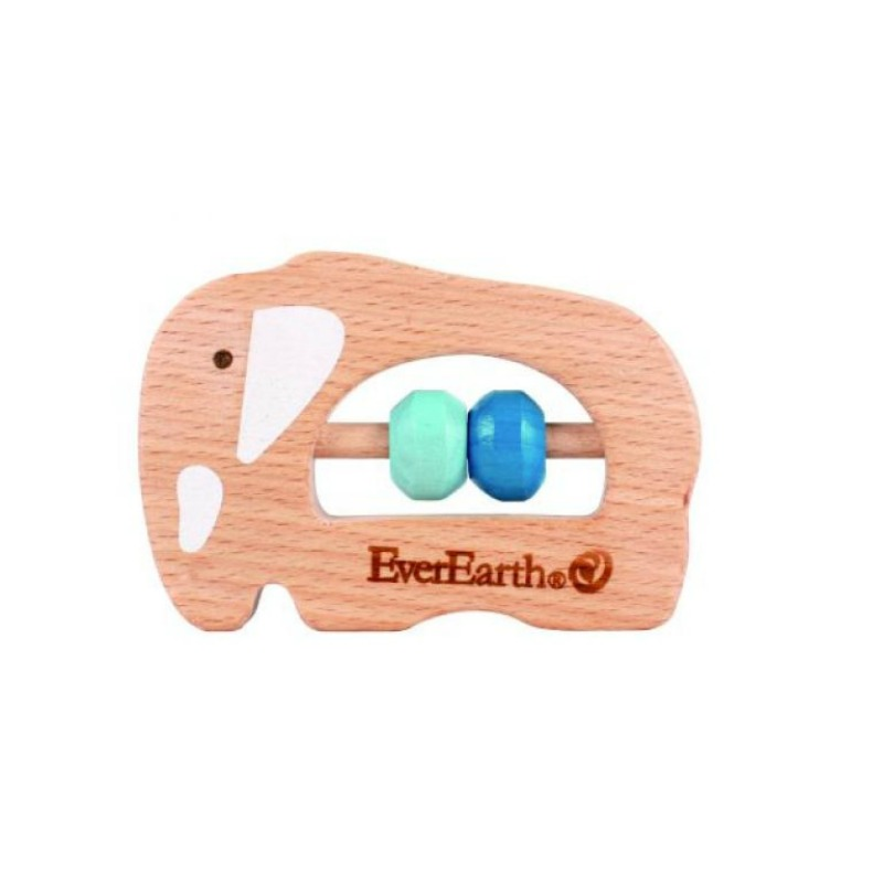 EverEarth Elephant Grasping Toy