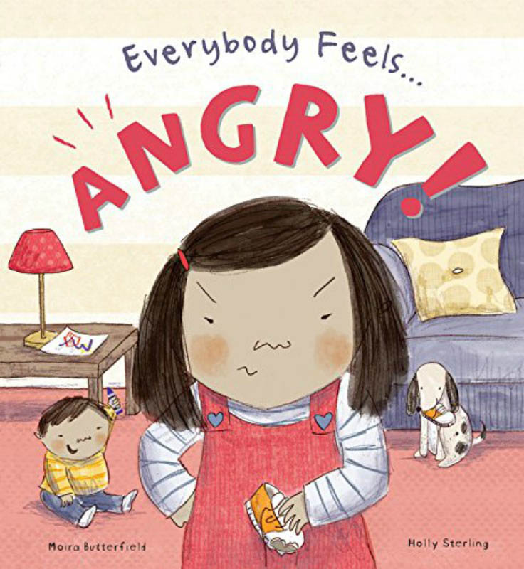 Everybody Feels Angry!