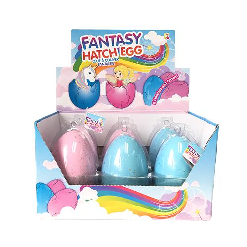 Fantasy Hatching Egg - Large