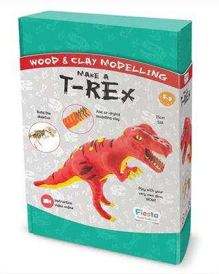 Make a T-Rex Modelling Kit