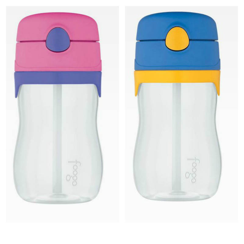 Foogo Thermos 325ml Bottle with Straw Phase3