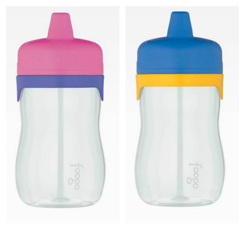 Foogo Thermos Hard Spout 320ml Sippy Cup Phase2
