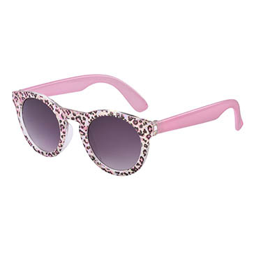 Frankie Ray Sunglasses 2-5 years Candy Leopard