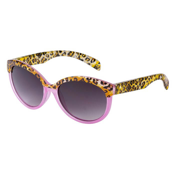 Frankie Ray Sunglasses - 1-3 years - Cleo (Pink + Leopard)