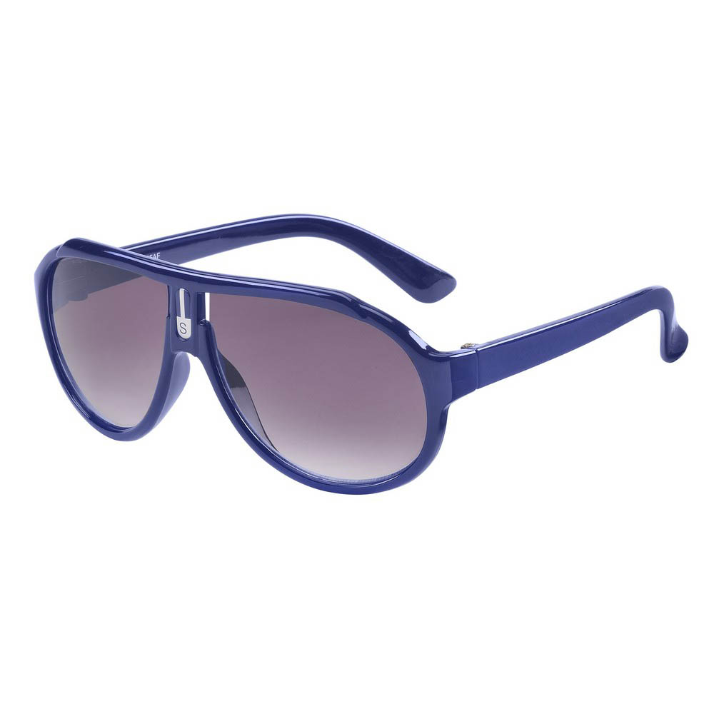 Frankie Ray Sunglasses 1-3 years - George aviator (Navy Blue)