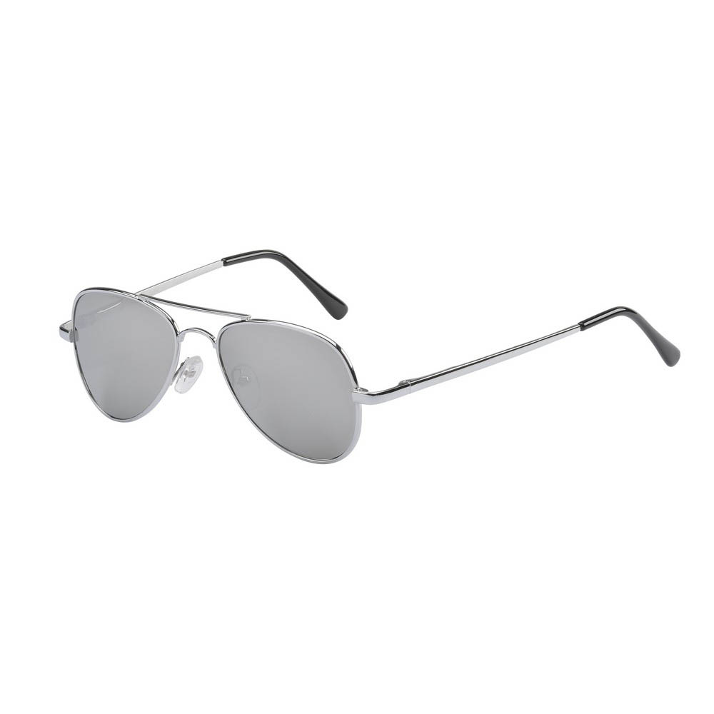 Frankie Ray Sunglasses - 3 years + Jet Metal Aviator (silver )
