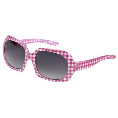 Frankie Ray Sunglasses 3 years+ Picnic Pink Check