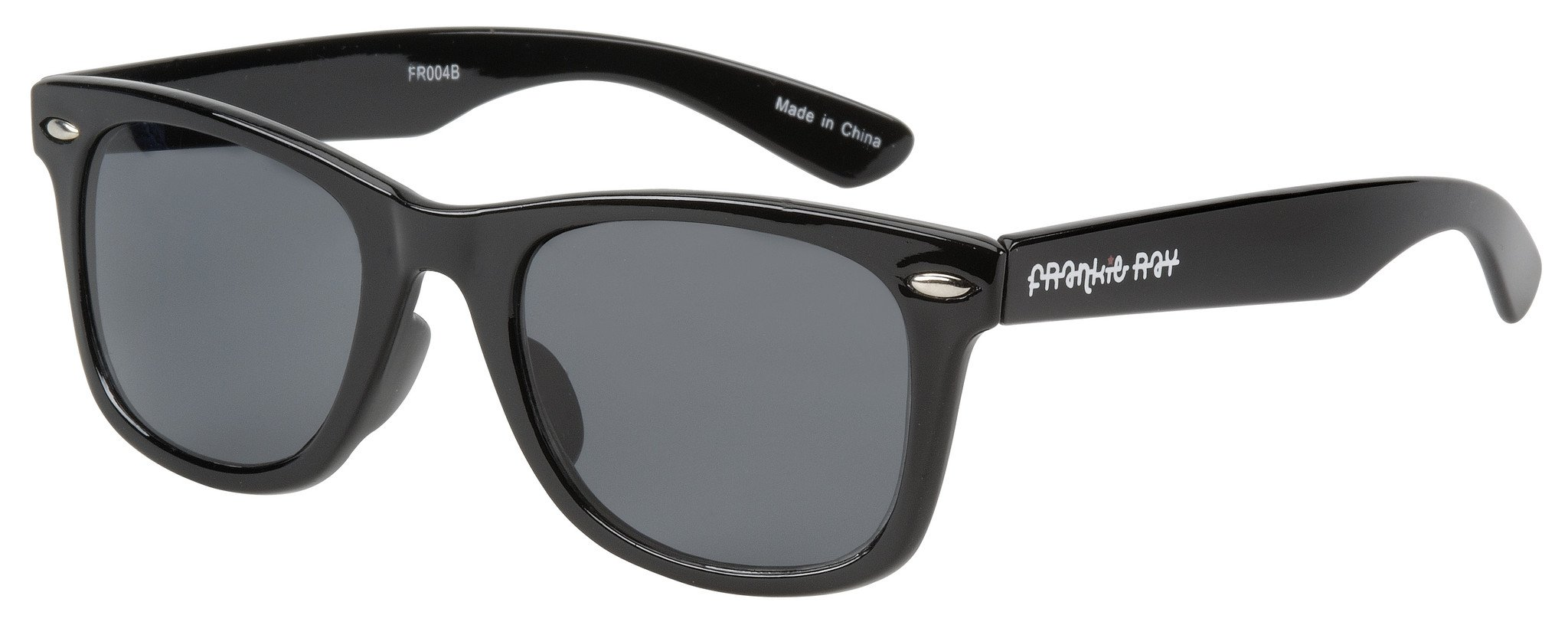 Frankie Ray Kids Sunglasses 3yr+ Gadget Black