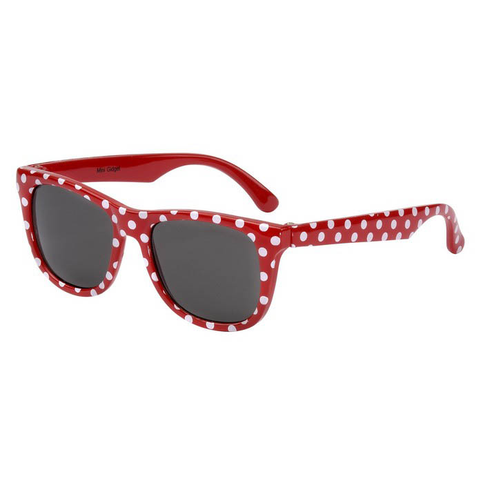 Frankie Ray Sunglasses - 0-18 months - Minnie Gidget (Red + Spot)