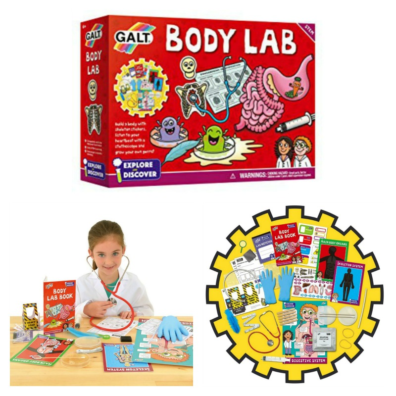 Galt Toys Body Lab