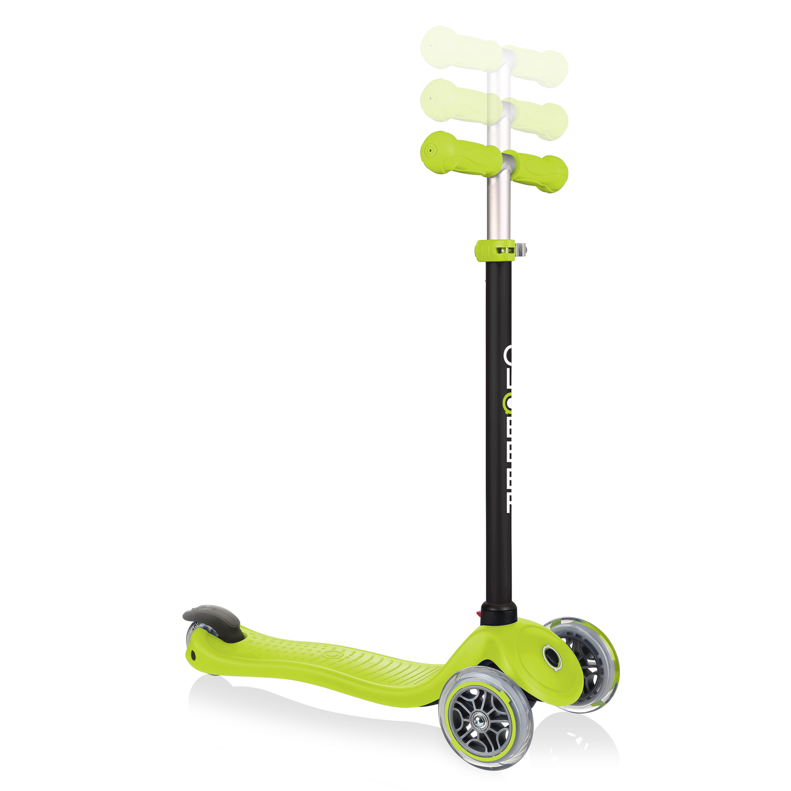 Globber GO UP SPORTY adjustable handles