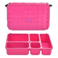Go Green Snack Box Pink