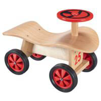 GOKI-Ride On Wooden Vehicle