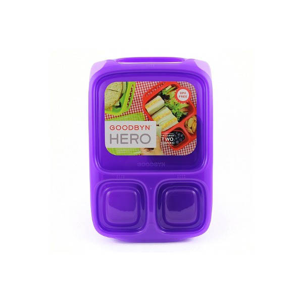 Goodbyn Hero Purple