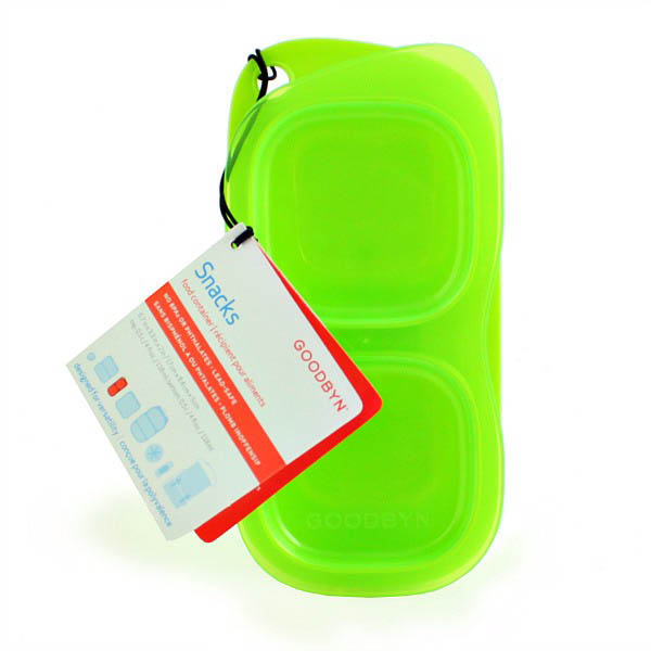 Goodbyn Snack Container- Green