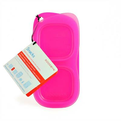 Goodbyn Snack Container- Pink