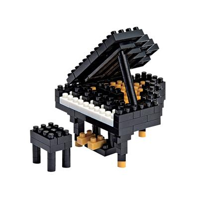 Grand Piano 2 Nanoblock