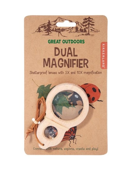 Great Outdoors Dual Magnifier