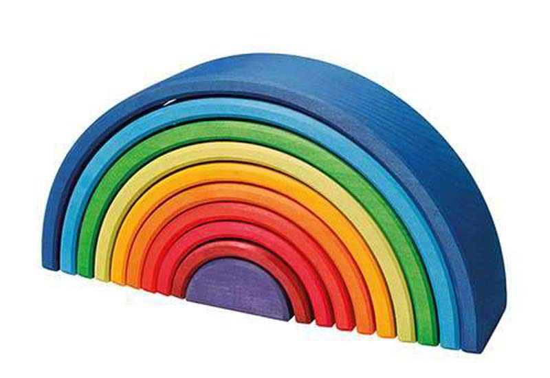 Grimm's Rainbow Sunset 10pcs