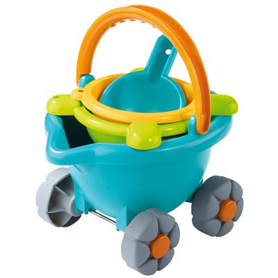 Haba Sand Bucket Scooter Set