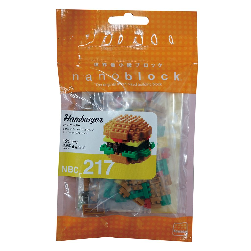 Hamburger Nanoblock