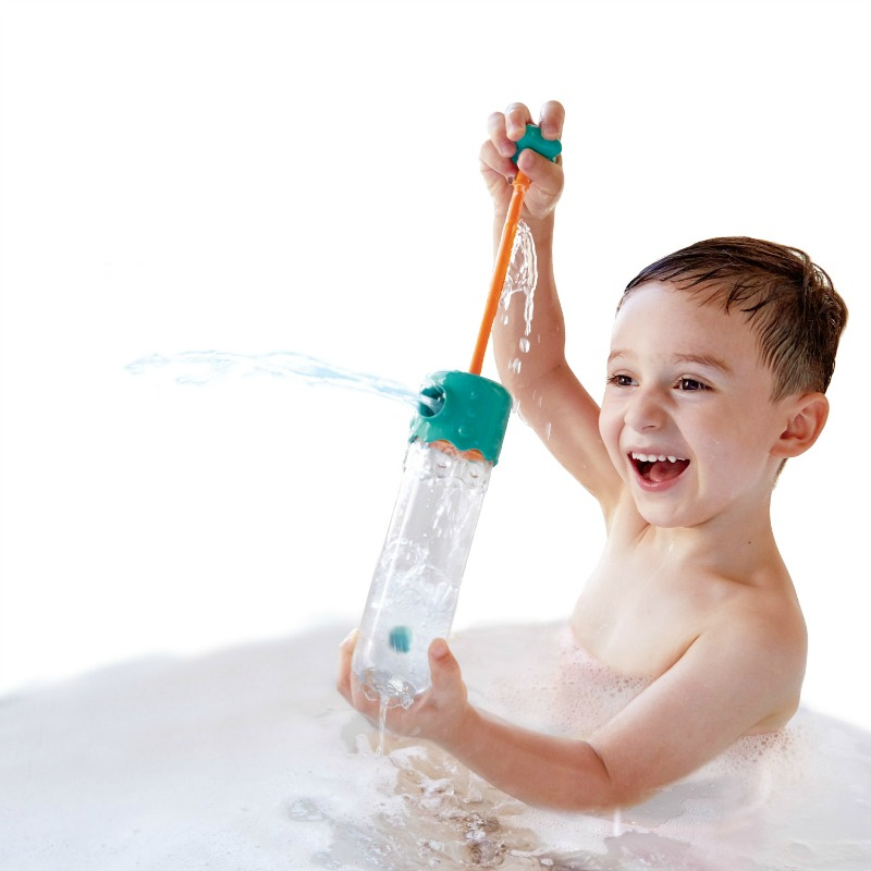 Hape 4 in 1 Multi Sprout Sprayer Bath Toy